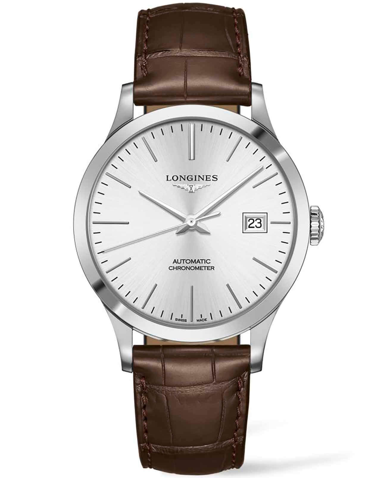 Часы Longines Record Collection L2.821.4.72.2